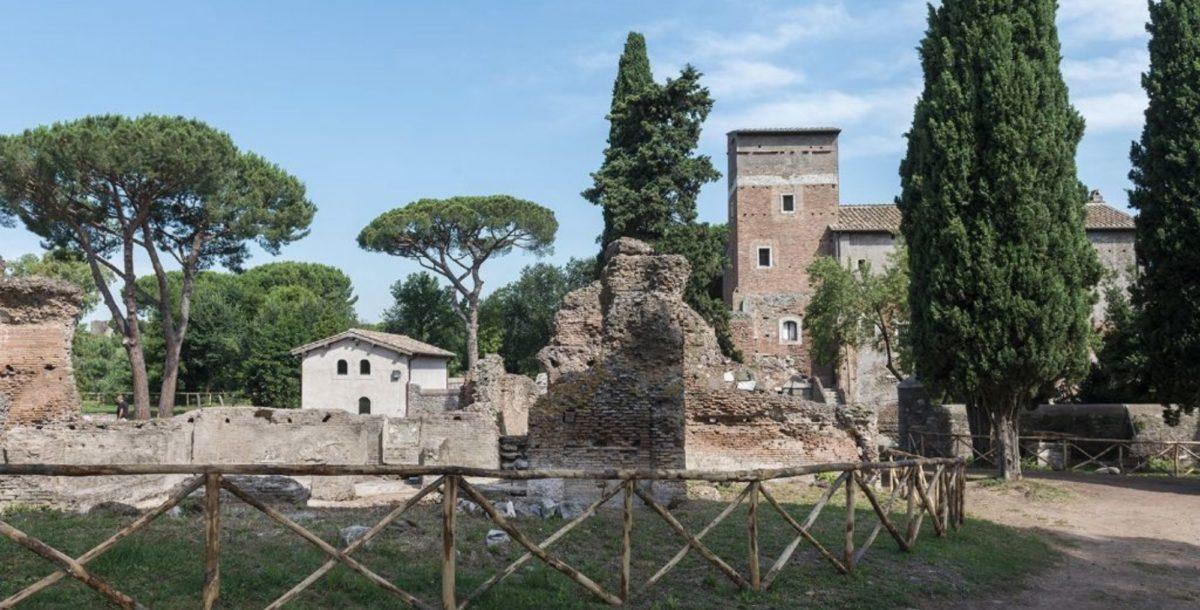 Abbazia di Santa Maria Nova – Roma